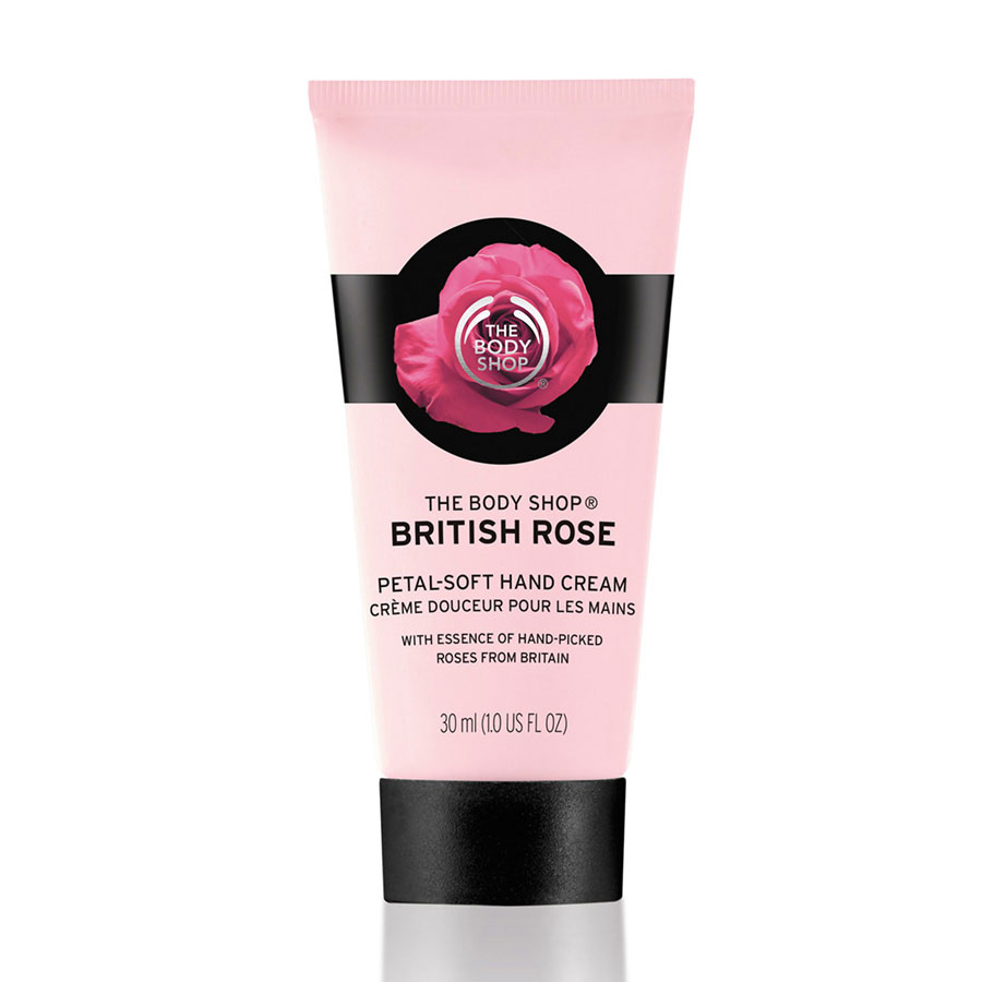 Body Shop Natural Lip Roll On