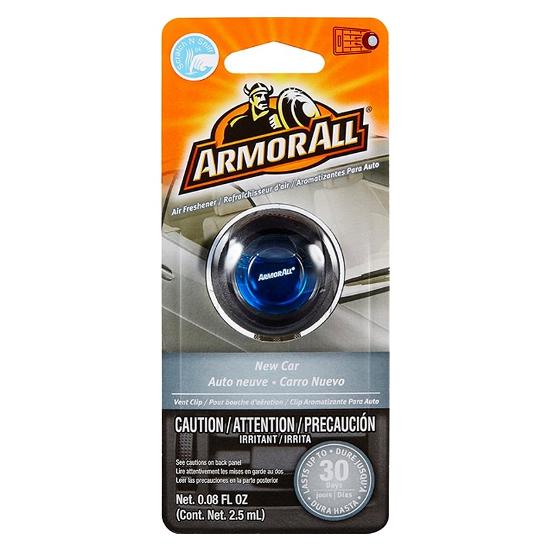 Armor All Scented Membrane Vent Clip New Car Mart And Mart